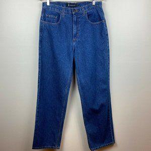 Lanesboro Jeans Mens Denim Medium Wash 5 Pocket 32